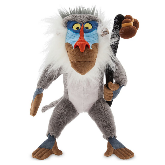 Rafiki El Rey León The Lion King Disney Disney Store Toy Plush Disney+