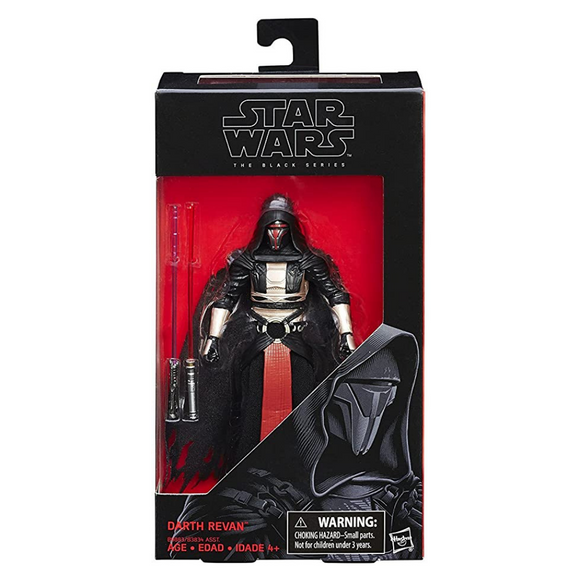 Darth Revan (The Black Series) Hasbro Star Wars