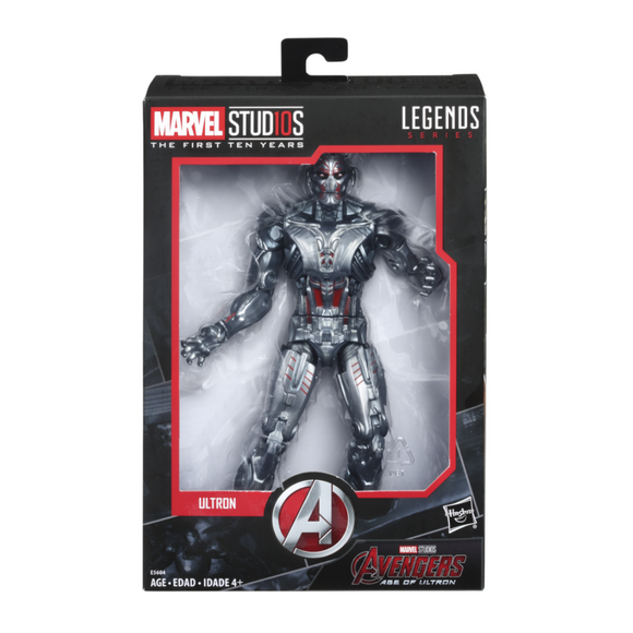 Ultron Marvel Studios (The First Ten Years) Legends Hasbro