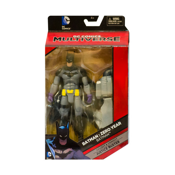 Batman Año Zero (DC Comics Multiverse)