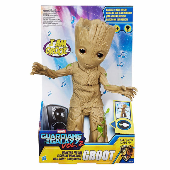 Dancing Groot (Guardianes de la Galaxia Volumen 2)
