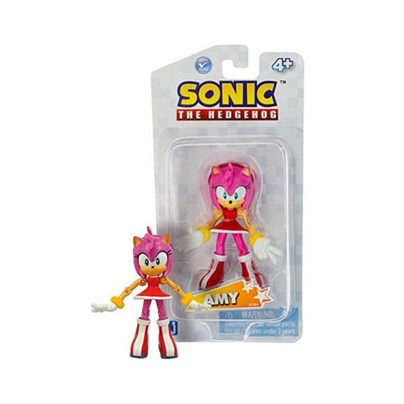 Amy (Sonic The Hedgehog) Jazwares