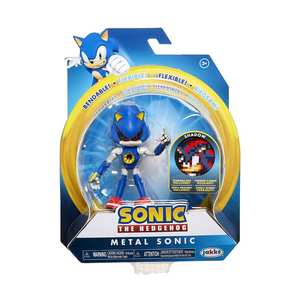 Metal Sonic (Sonic The Hedgehog) Jakks Pacific