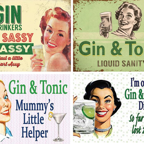 Gin - The Perfect Tonic!