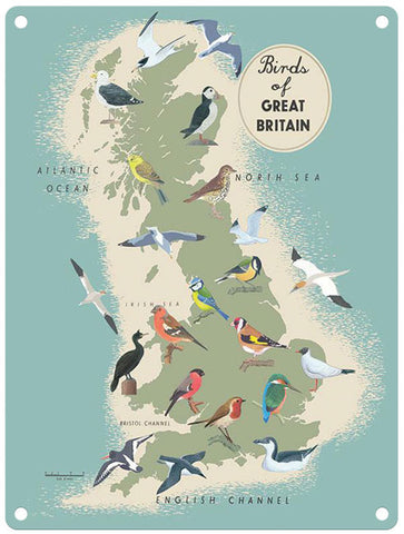 Birds Of Great Britain