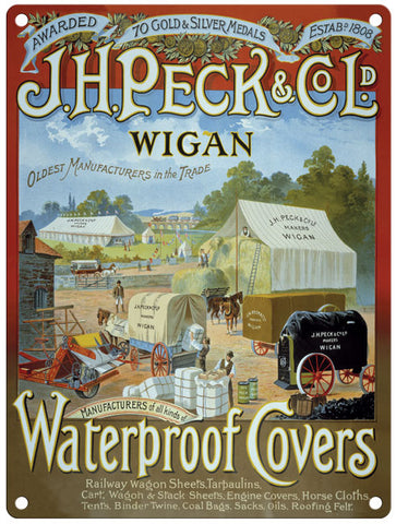 Jh Peck Waterproof Covers