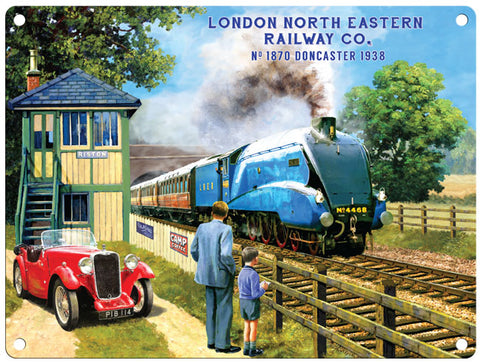 London North Eastern Railway Mallard