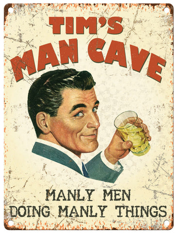 Man Cave - Personalised