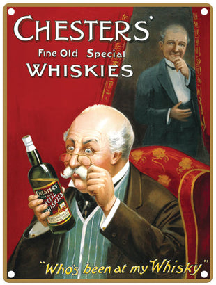 Chesters' Special Whiskies