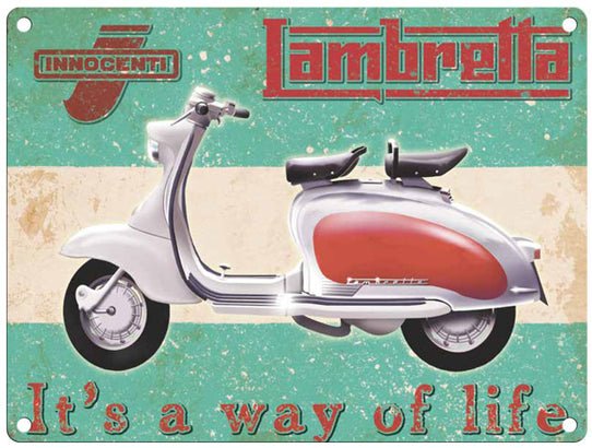 Lambretta - Way Of Life