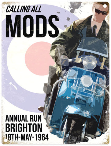 Calling All Mods