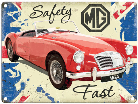 Safety Fast - Mg