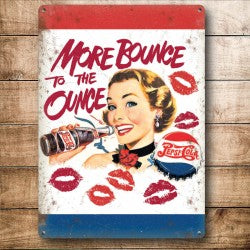 Pepsi Cola - More Bounce To The Ounce