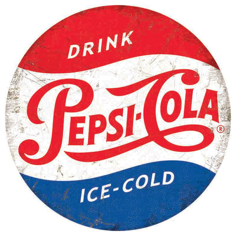 Pepsi Cola - Drink Ice-Cold