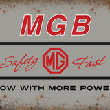 MGB Safety Fast