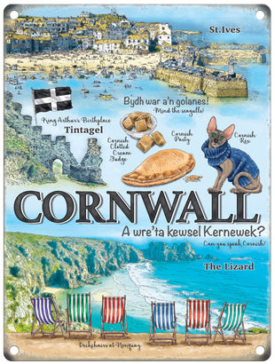 Cornwall Places