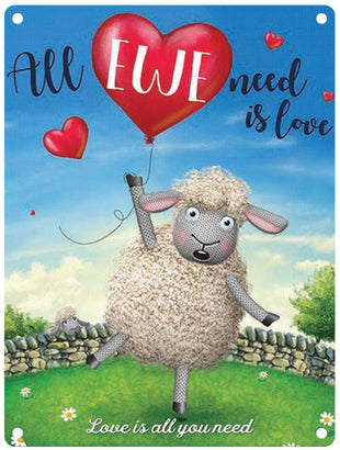 All Ewe Need is Love
