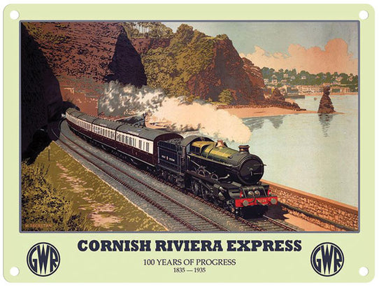100 Years Progress (Cornish Riviera Express)