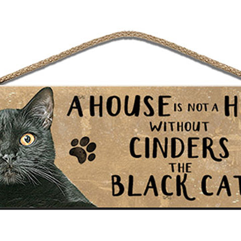 Personalised Pets - Wooden Signs