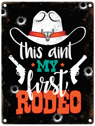 This aint my Rodeo