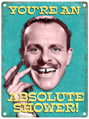 Terry Thomas Absolute Shower