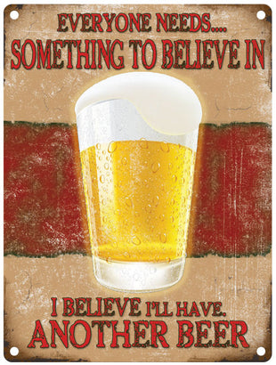 Beer  - Something To Believe In