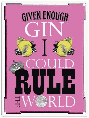 Given Enough Gin - Martin Wiscombe