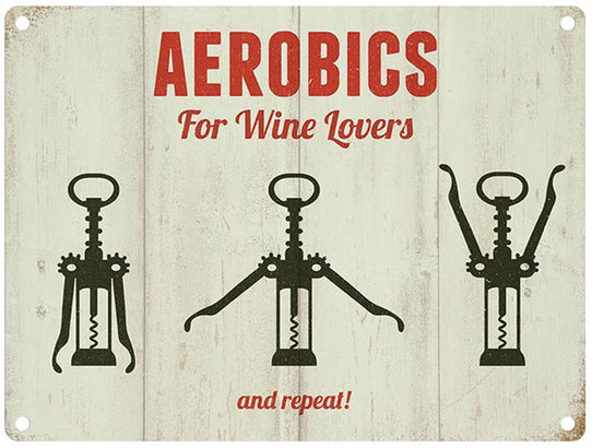 Aerobics For Wine Lovers