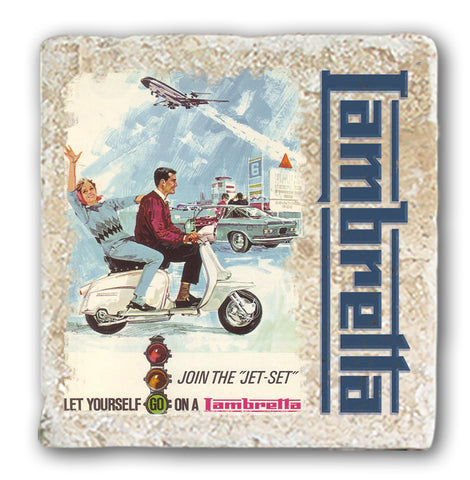 Marble Coaster - Lambretta Join the Jet Set (Single)