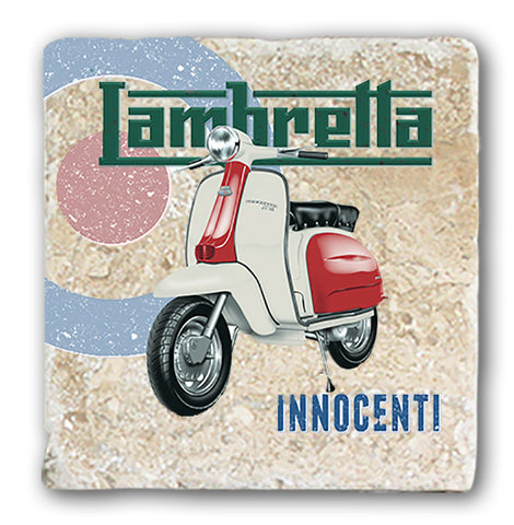 Marble Coaster - Lambretta Innocenti (Single)