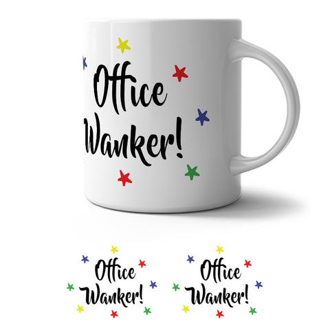 Mug - Office Wanker