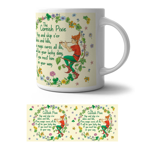 Mug - The Cornish Pixie