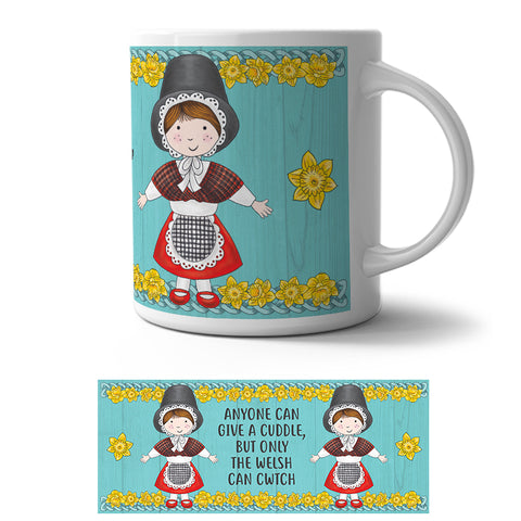 Mug - Only the Welsh Can Cwych