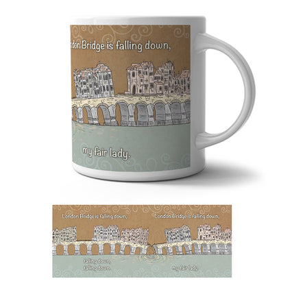 Mug - London Bridge