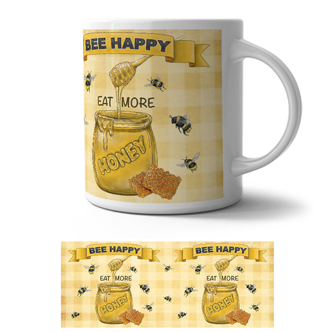 Mug - Bee Happy