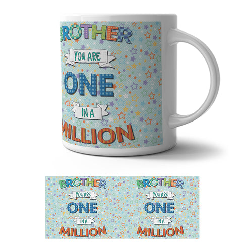 Mug - Brother one in a million