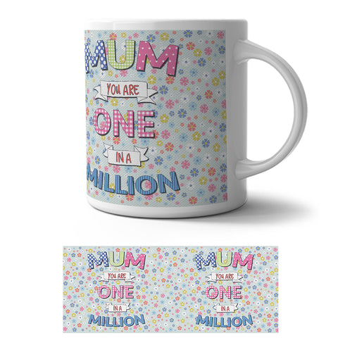 Mug - Mum one in a million