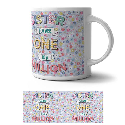 Mug - Sister one in a million