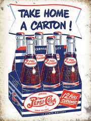 Pepsi Cola - Take Home A Carton