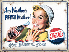 Pepsi Cola - Any Weather's Pepsi Weather!