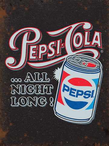 Pepsi Cola - All Night Long!