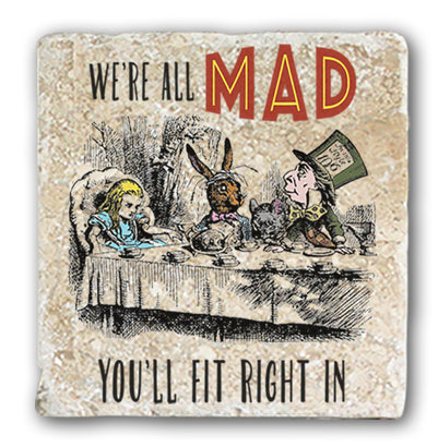 Marble Coaster - All Mad Marble Coaster (Single)