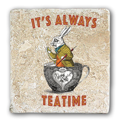 Marble Coaster - Always Teatime (Single)