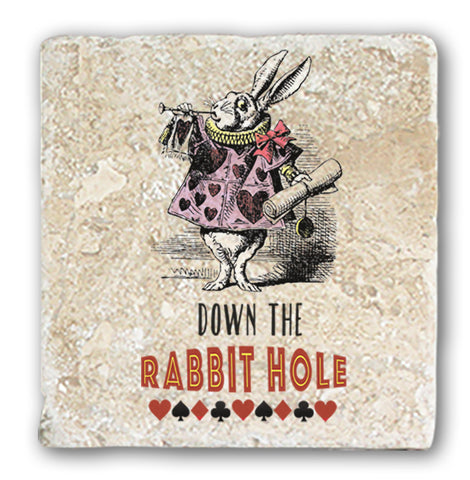Marble Coaster - Rabbit Hole Coaster (Single)