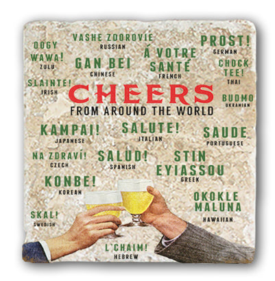 Marble Coaster - Cheers Marble Coaster (Single)