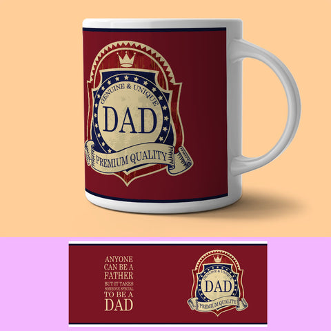 Mug - Genuine Dad