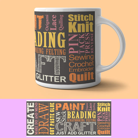 Mug - Craft Draw