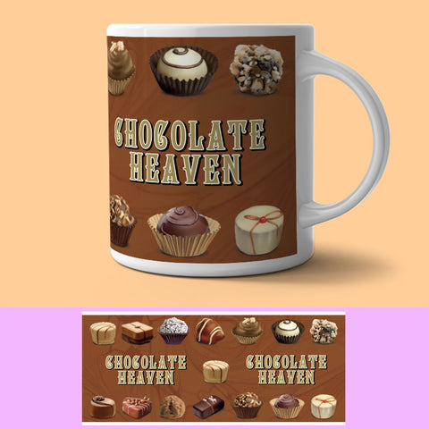 Mug - Chocolate Heaven