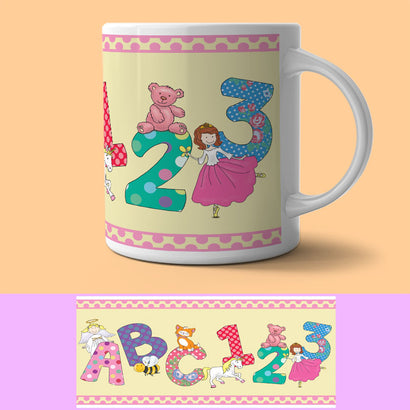 Mug - ABC Girls