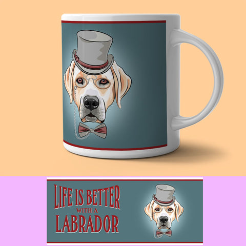 Mug - Life Is Better With A Labrador